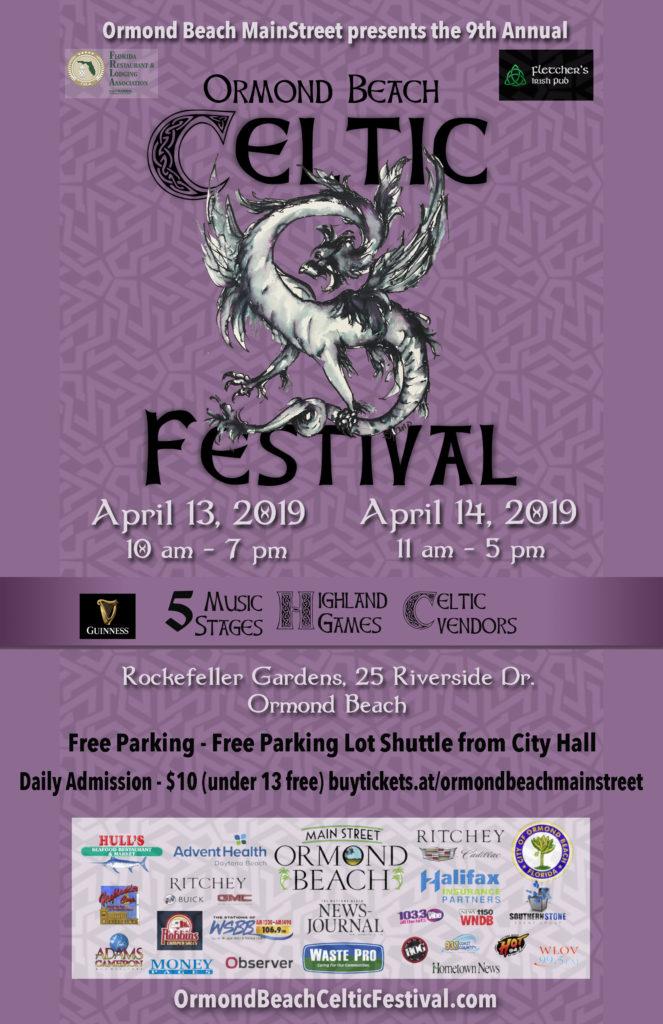 ormond beach seafood festival 2019