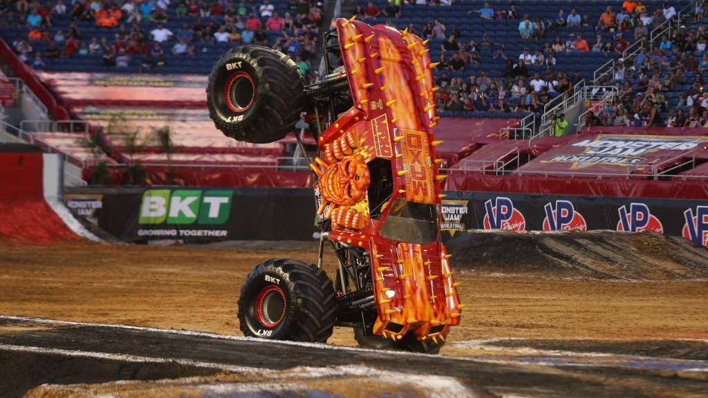 Monster Jam World Finals Returns To Orlando In 2020 The Volusia Mom