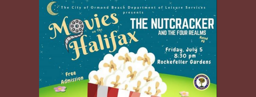 Movies on the Halifax: The Nutcracker and The Four Realms